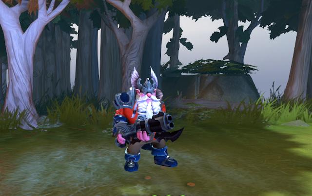 Mod Longbeard Dwarf Engineer Sniper