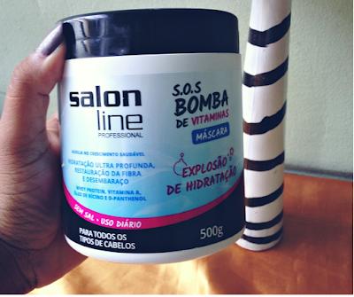 S.O.S Bomba de vitaminas - Salon Line