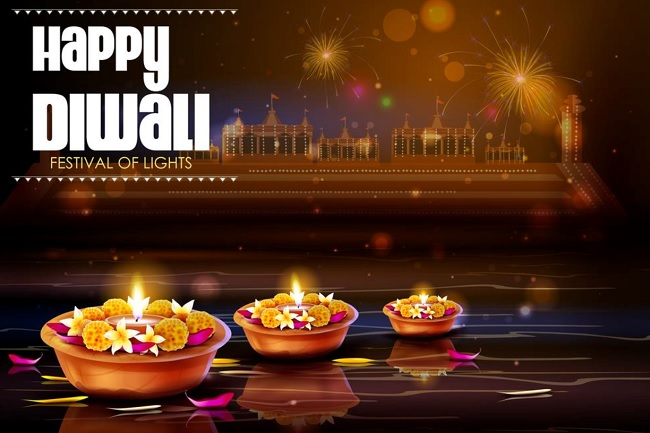 Happy Diwali 2018 Wallpapers - HD Images, Photos for