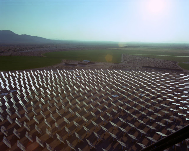 Pembangkit listrik tenaga matahari pertama di indonesia