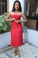 Mamatha sizzles in red Gown at Katrina Karina Madhyalo Kamal Haasan movie Launch event 186.JPG