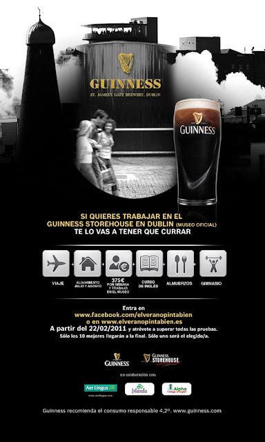 El Verano Pinta Bien con Guinness