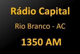 Rádio Capital AM (Deus é Amor) de Rio Branco AC ao vivo
