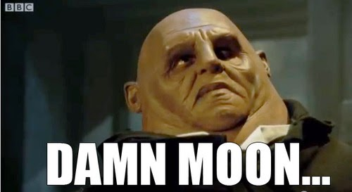 Strax vs. the Moon