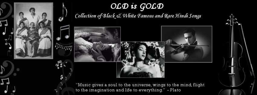 Kollywood Old Is Gold: Black & White Famous Hindi Songs