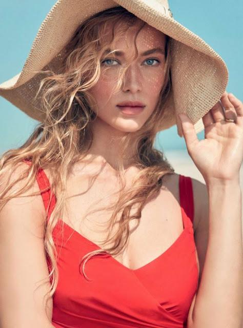 Hannah Ferguson – Harper's Bazaar UK Magazine