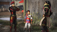 Samurai Warriors: Spirit of Sanada Game Screenshot 5