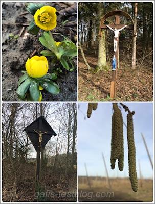 Feldkreuze und Natur