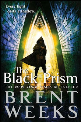 The Black Prism by Brent Weeks - book cover