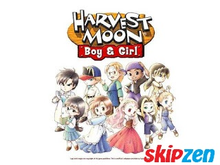 Harvest Moon : Boy and Girl PSP