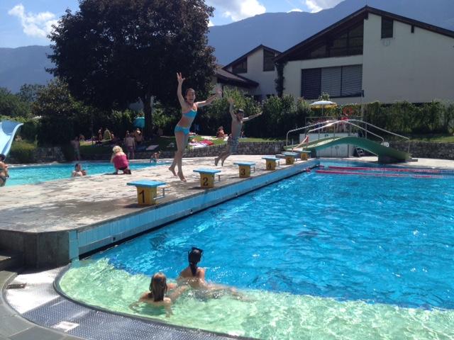Polo Ovest Bolzano: GITA A NATURNO!!!