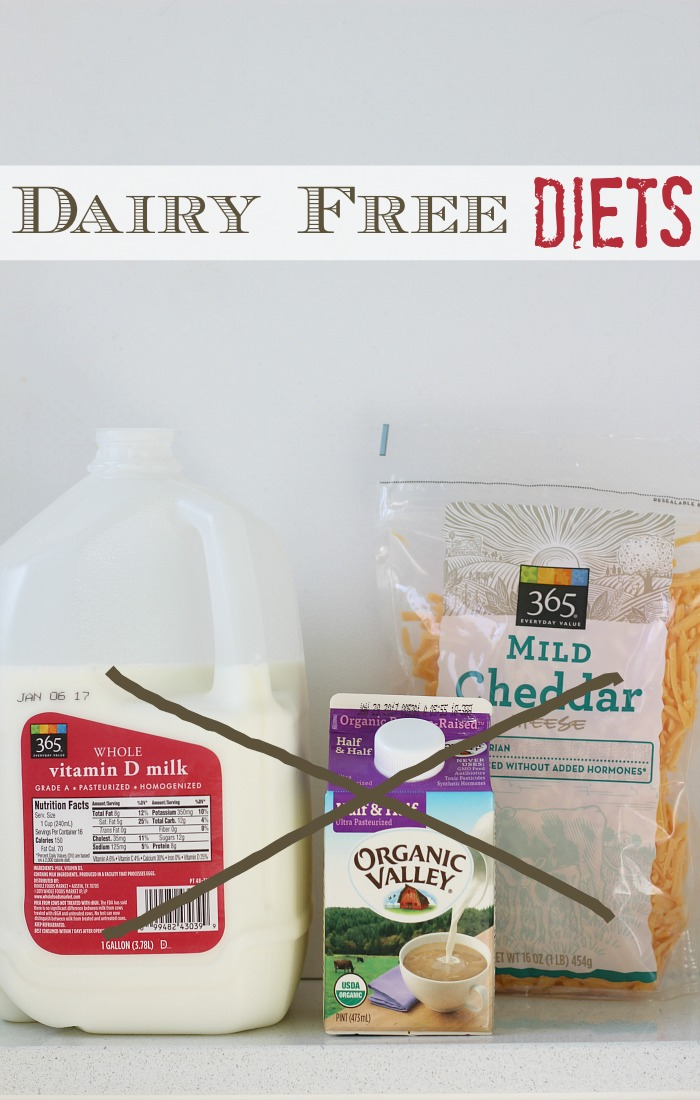 Read this if you're thinking about going dairy free!