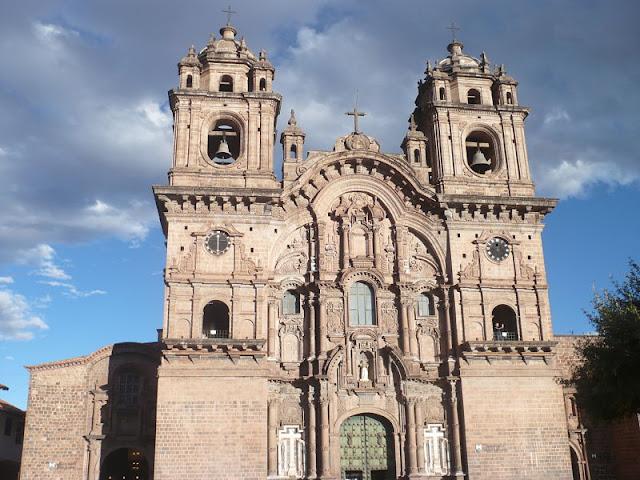 Iglesia de la Compañía de Jesús cusco