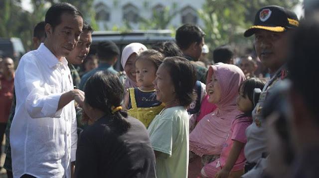 Jokowi Pulang Kampung ke Solo di Hari Kedua Lebaran Idul Fitri
