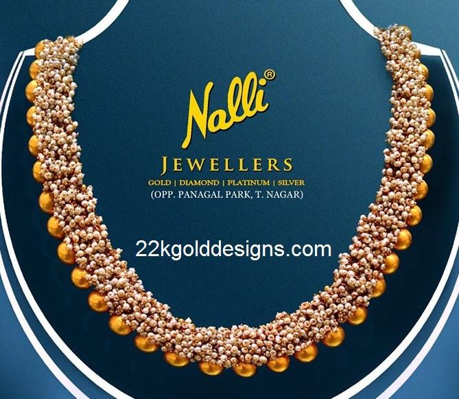Contemporary Antique Necklace