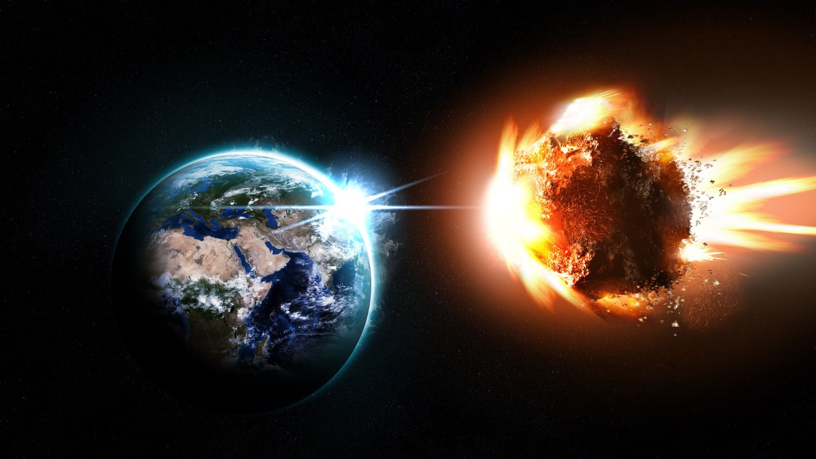 NASA Ingatkan Tentang Ancaman Astroid