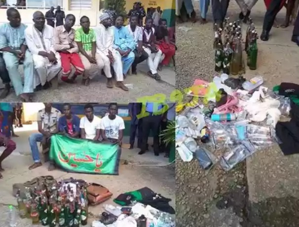 SHIITES DISASTER UPDATE : 400 Shiites arrested with bombs, drugs in Abuja