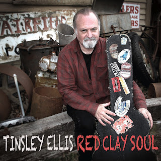 Tinsley Ellis' Red Clay Soul