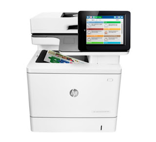 HP Color LaserJet Enterprise MFP M577dn Drivers