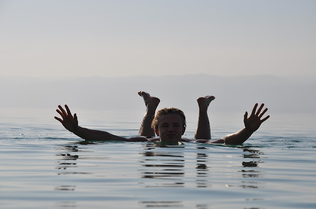 Awesome Adventure Activities You Can Enjoy at the Dead Sea
