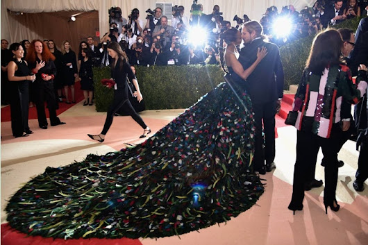 edaytorial: Met Gala 2016: The Best Dressed
