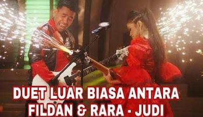 Download Lagu Fildan Feat Rara Lida - Judi Mp3 Duet Paling Dahsyat,Rara Lida, Fildan, Dangdut, 2018
