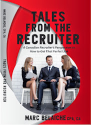 Tales from the Recruiter - A Canadian Recruiter's Perspective on How