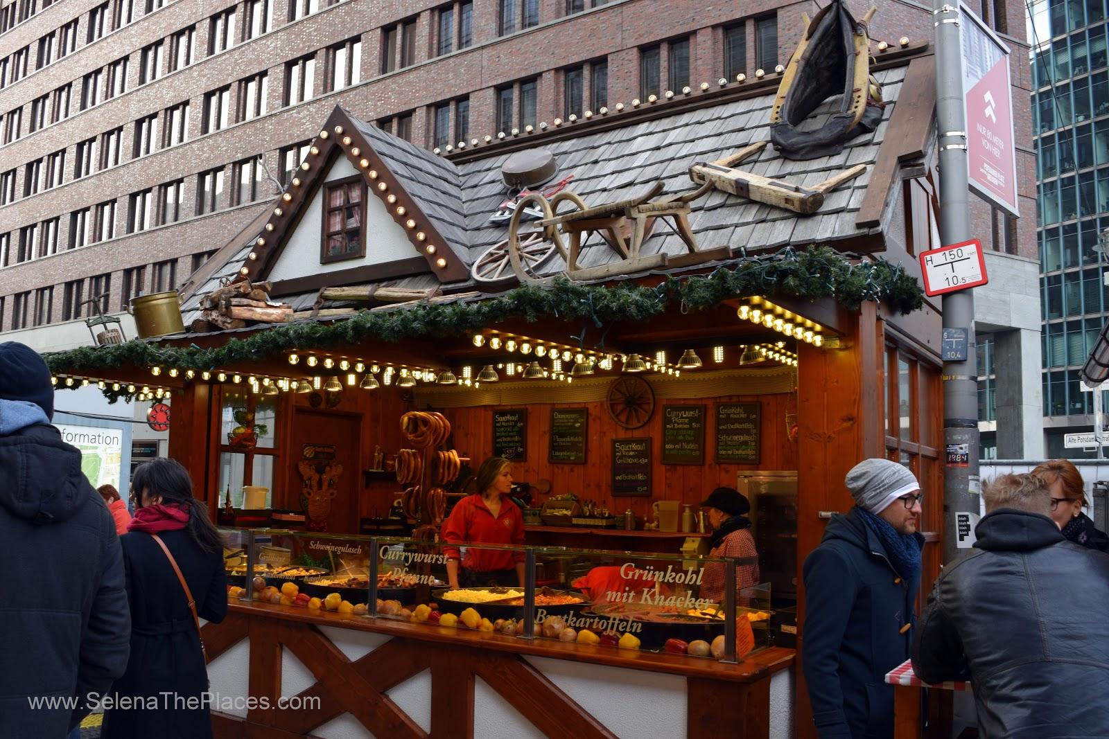 Berlin Germany Christmas Markets
