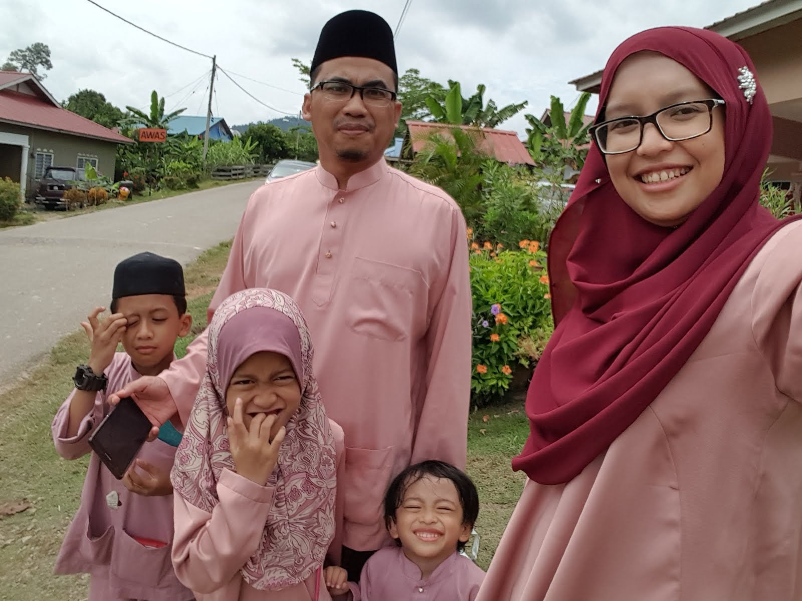 .My Happy Family.