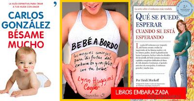 libros embarazo regalo embarazada blog mimuselina