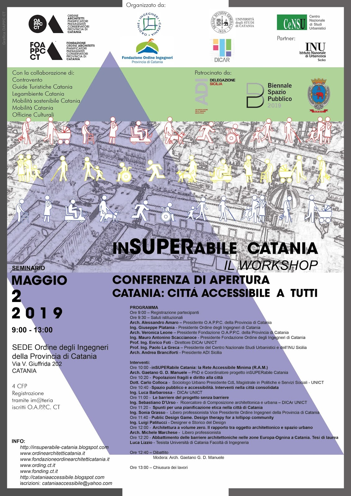 Lavoro Ingegnere Edile Architetto Catania catania accessibile
