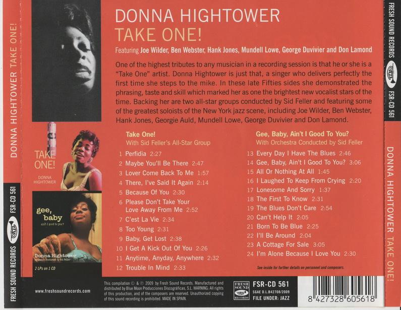 Donna Hightower - For Every Child A Tree (Für Jedes Kind Einen Baum)