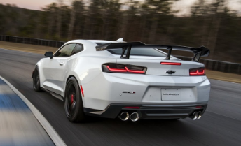 2019 Chevy Camaro Release Date