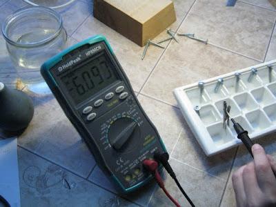 готовая батарея 9 элементов