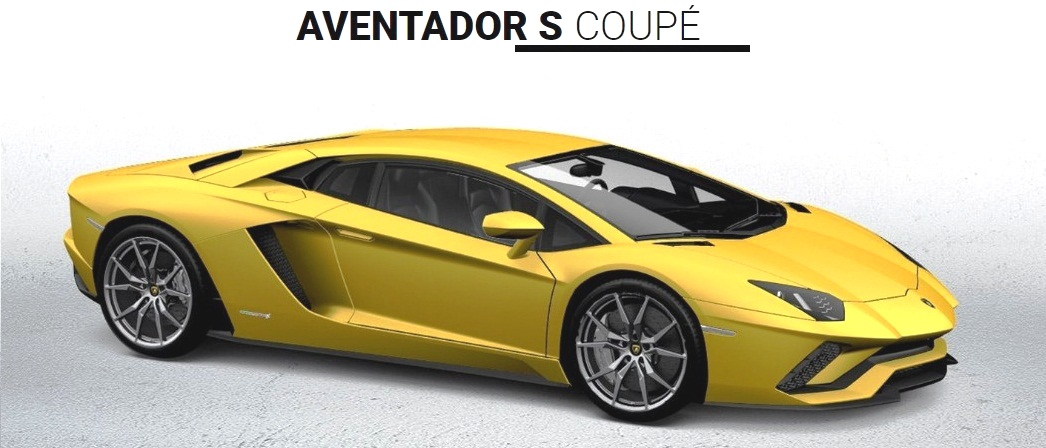 2017 Lamborghini Aventador S Coupe -  Exterior and Interior Design