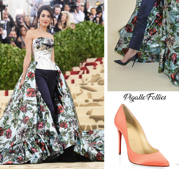 d3558b9f7b602 Amal Clooney - Heavenly Bodies  Fashion   The Catholic Imagination Costume  Institute Gala