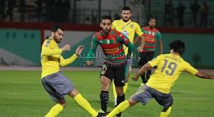 مولودية الجزائر تتاهل لربع نهائي البطولة العربية للأندية بعد الفوز على القوة الجوية بضربات الجزاء
