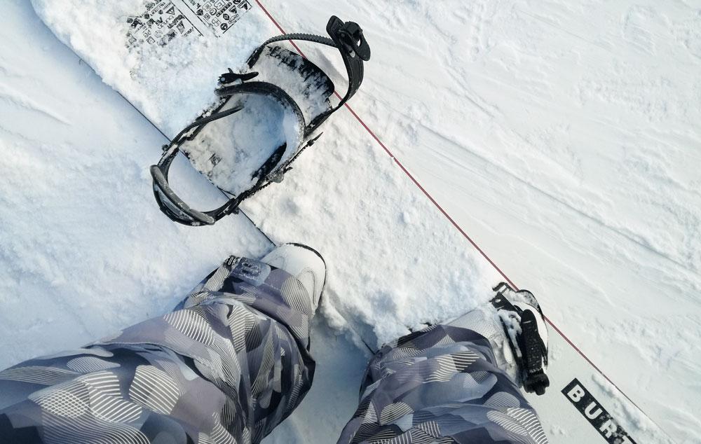 deska snowboardowa Burton