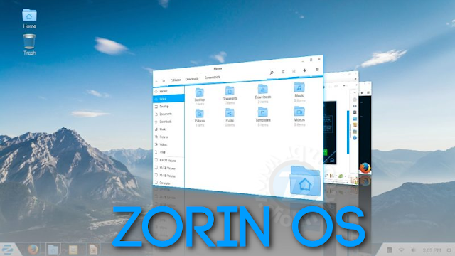 Zorin OS é utilizado na Itália no lugar do Windows