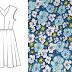 Kleid aus Duvetbezug ✁ [DE][ENG]