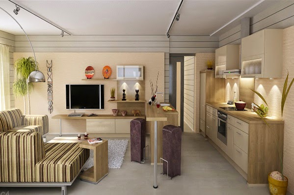 Decoration Chambre Sol Taupe