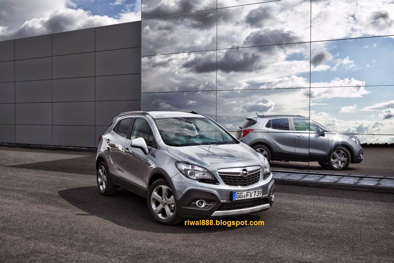 Riwal888 Blog October 2014 Vauxhall Vx Lightning Suv Bestseller Opel Mokka Has Already Been Ordered 300000 Times