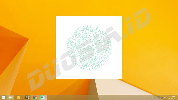 Proses Install WA Laptop