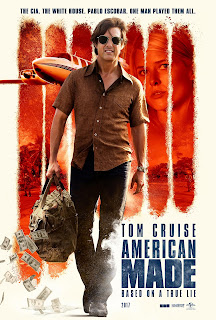 American Made - Poster & Trailer