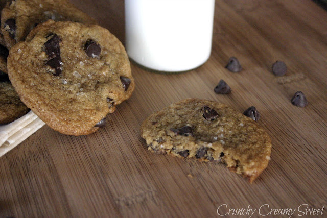 vegan+chocolate+chip+3 CCC Monday: Vegan Chocolate Chip Cookies