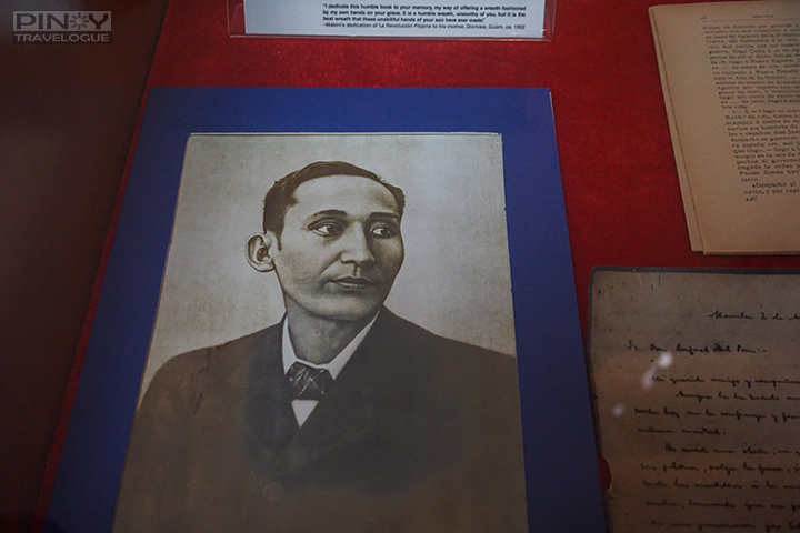 Famous portrait of Apolinario Mabini