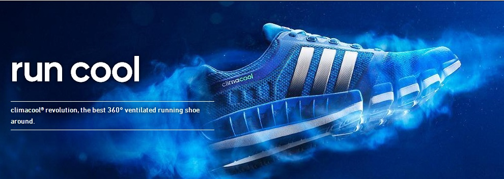 huge selection of 66fd6 d4f7e The Running Deo: Unveiling the adidas climacool Revolution