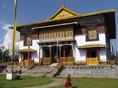 Pemayagtse monastery, Sikkim
