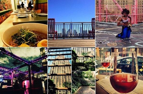 Guide till min blogg om New York