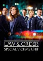 Ley y orden U.V.E. Temporada 20 audio español capitulo 22